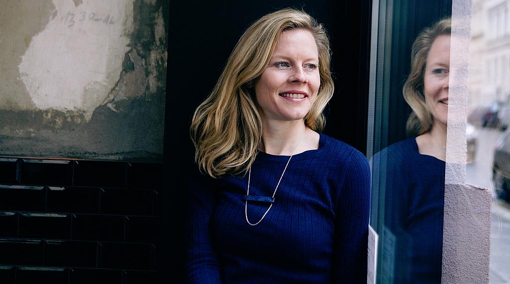Saskia Bruysten, CEO und Mitbegründerin von Yunus Social Business
