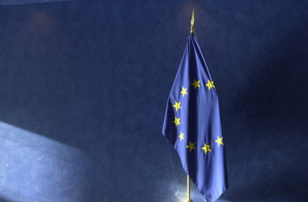 EU Flagge Lieferkette Sorgfaltspflicht