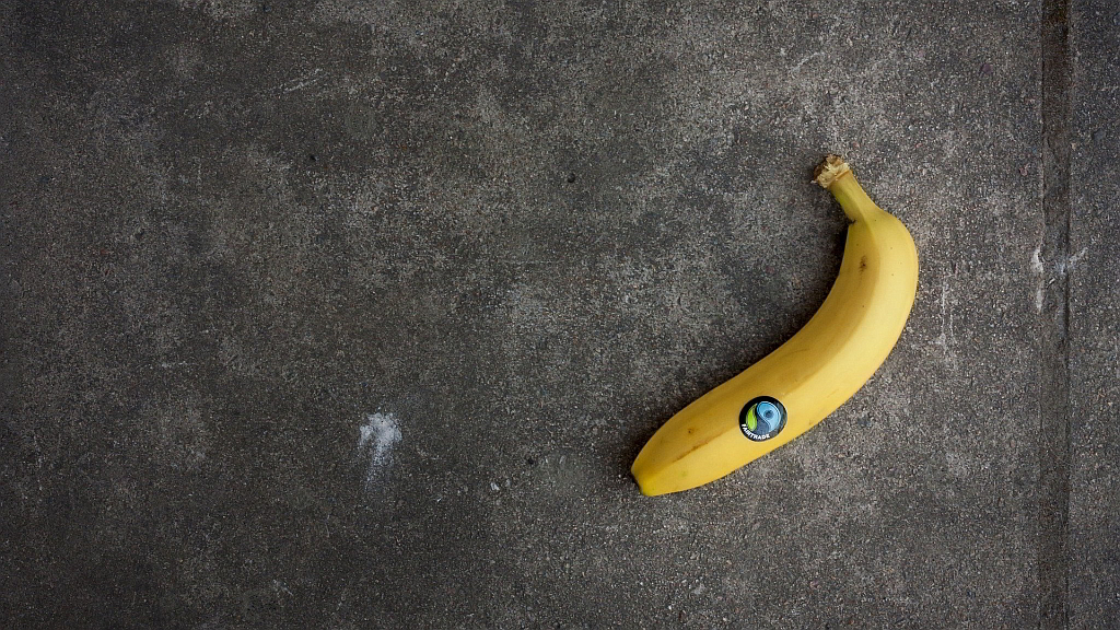 Fairtrade Banane