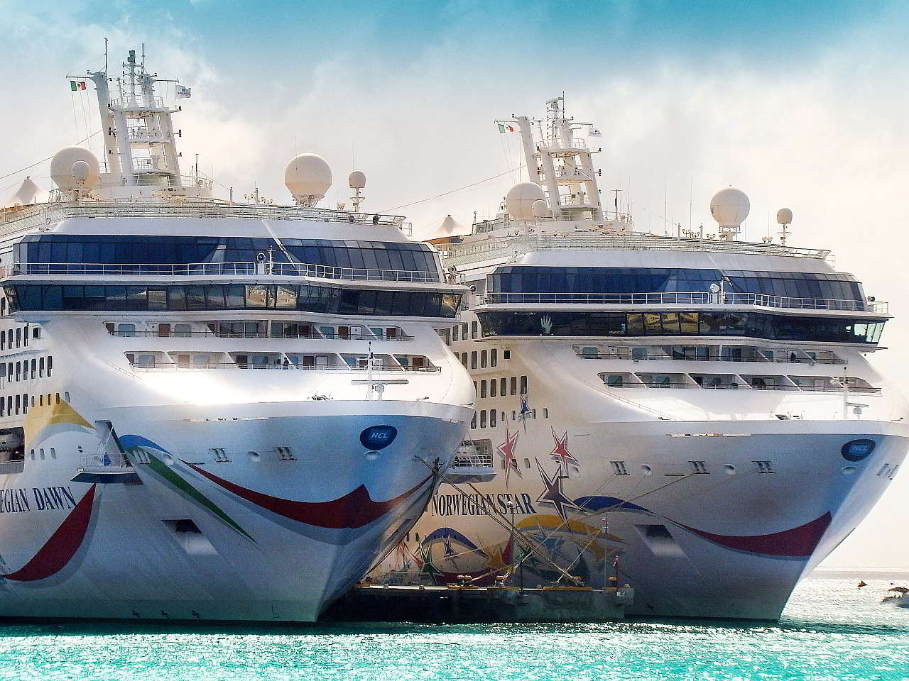 Kreuzfahrt Klimaschutz
